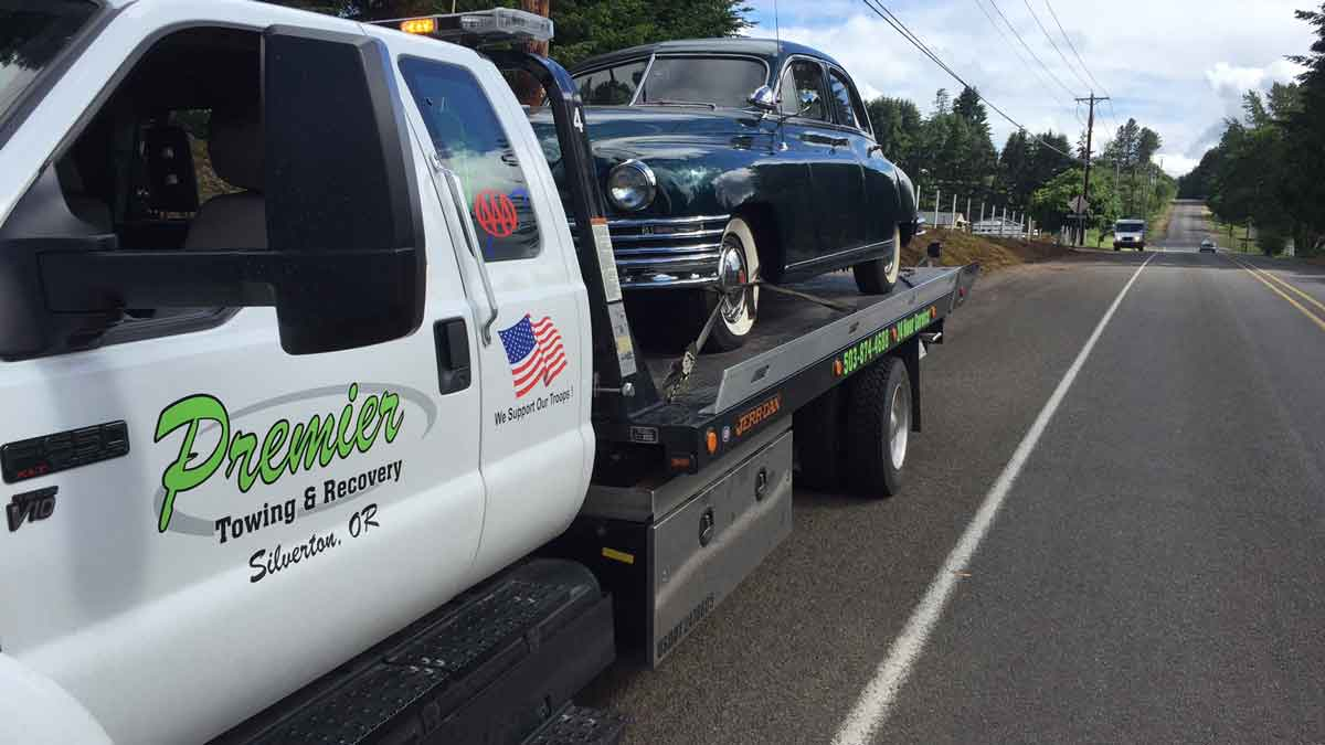Salem Towing Service